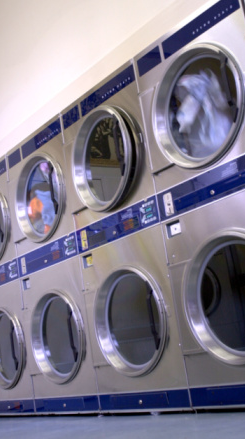 Washing Machines - Laundry & Dry Cleaning Businesses